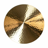 "weiss 18"" traditional cast hammered crash cymbal"