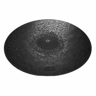 "dream 24"" dark matter bliss series ride cymbal"