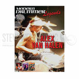 modern drummer legends-alex van halen