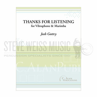 gottry-thanks for listening (sp)-v/m