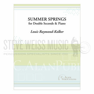 raymond-kolker-summer springs (sp)-double seconds/pn red.