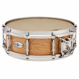black swamp concert solid maple multisonic snare drum - 14x5