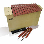 sonor orff global beat bass diatonic xylophone