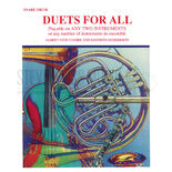 stoutamire/henderson-duets for all (snare drum)