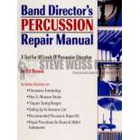 brown-band director&#39s percussion repair manual