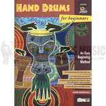 marshall-hand drums for beginners (book & cd)