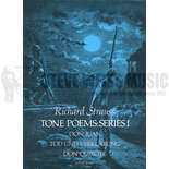 strauss-tone poems vol. 1 (score)