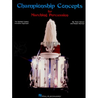 hannum-championship concepts for marching percussion (text)