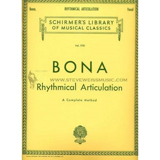 bona-rhythmical articulation