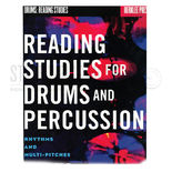delp-multi pitch rhythm studies for drums