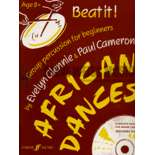 glennie-beat it! african dances (cd)