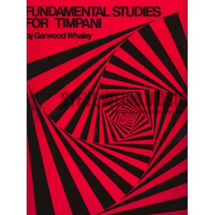 whaley-fundamental studies for timpani