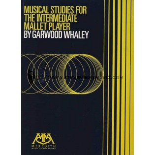 whaley-musical studies for the intermediate mallet player