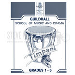 richards-guildhall pieces for timpani gr 1-5