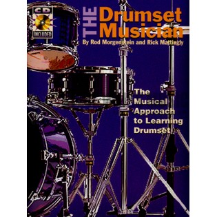 morgenstein-drumset musician, the (cd)