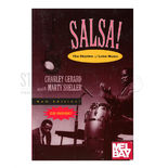 gerard/sheller-salsa! the rhythm of latin music (cd)