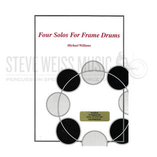 williams-4 solos for frame drums
