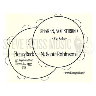 robinson-shaken, not stirred (cd)-riq