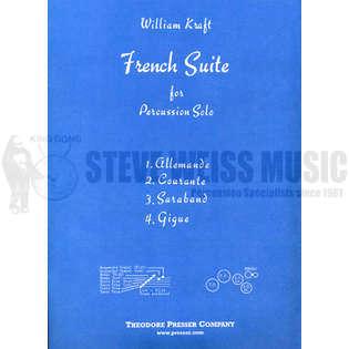 Kraft-French Suite-P | Unaccomp  Solo | Multi Percussion