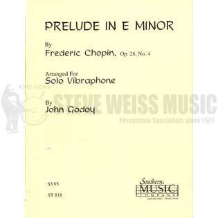 chopin-prelude in e minor op. 28 #4 arr. godoy-v