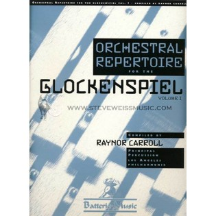 carroll-orchestral repertoire for the glockenspiel vol. 1