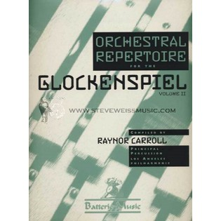 carroll-orchestral repertoire for the glockenspiel vol. 2