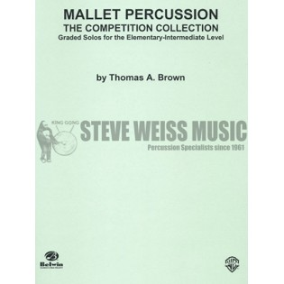 Customers Who Bought Mallet Percussion -- The Competition Collection Also Bought: