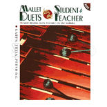 pershing-mallet duets for student & teacher bk. 1