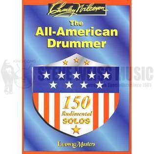 wilcoxon-all-american drummer, the