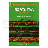 telemann-six sonatas for two flutes-2 mall inst