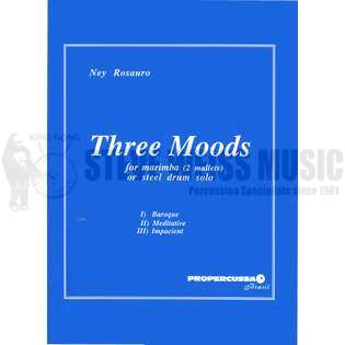 rosauro-three moods-m or pan