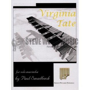 smadbeck-virginia tate for solo marimba-m