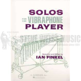 finkel-solos for the vibraphone player-v