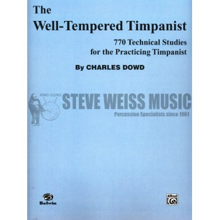 dowd-well tempered timpanist