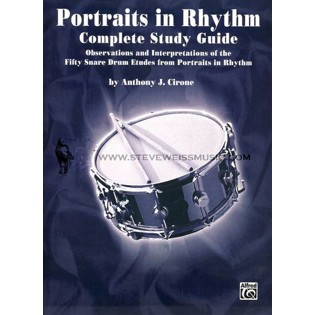 cirone-portraits in rhythm study guide (complete)