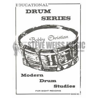 christian bk 1 modern drum studies snare drum method books snare drum steve weiss music. Black Bedroom Furniture Sets. Home Design Ideas