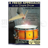 wessels-fresh approach to snare drum (audio access included)