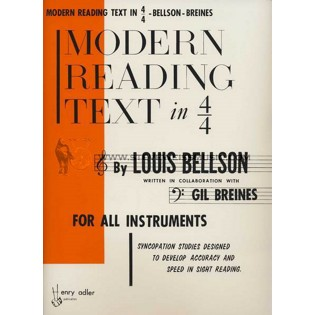 bellson-modern reading text