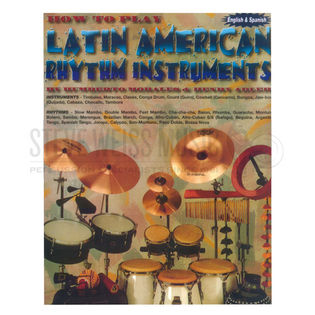 morales/adler-how to play latin american rhythms