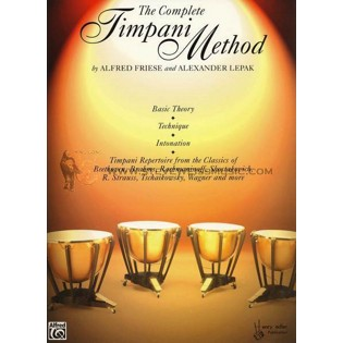 friese/lepak-timpani method