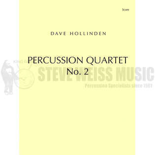 hollinden-percussion quartet #2 (sp)-v/4t/p