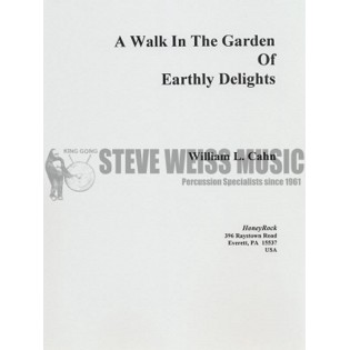 cahn-walk in the garden of earthly delights, a