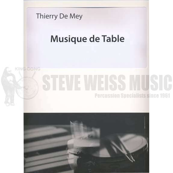 Percussion Ensemble Music | Sheet Music | Steve Weiss Music