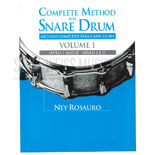 rosauro, ney-complete method for snare drum vol. 1