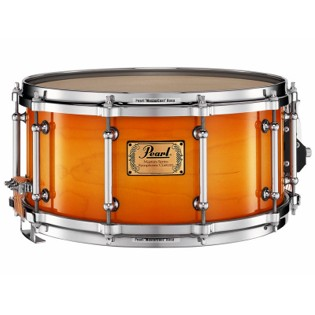 pearl symphonic concert snare drum - maple 14x6.5