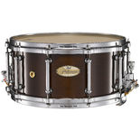 pearl philharmonic concert snare drum - solid shell maple 14x6.5