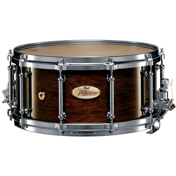 pearl php1465 philharmonic snare drum pearl snare drums concert snare drums steve weiss music. Black Bedroom Furniture Sets. Home Design Ideas