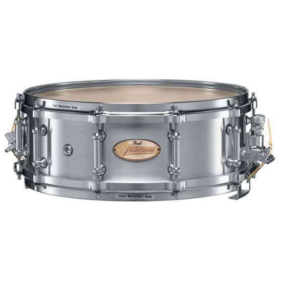 pearl pha1450 aluminum philharmonic snare drum pearl snare drums concert snare drums steve. Black Bedroom Furniture Sets. Home Design Ideas