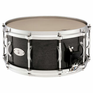black swamp soundart maple concert snare drum - 14x6.5