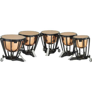 yamaha intermediate series smooth copper timpani